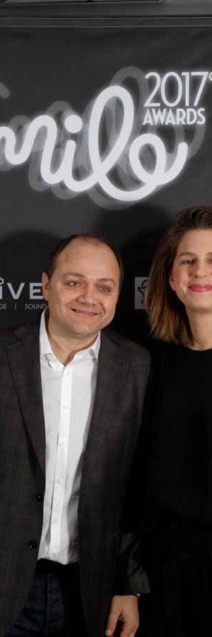 Hubert Bonnet and Laurie Dumas (Hiventy)