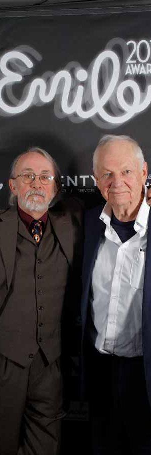 Peter Lord (EAA Chair) & Richard Williams
