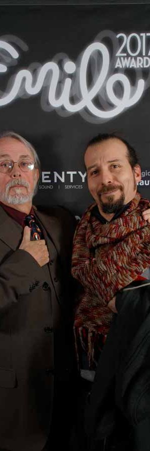 Peter Lord and Juan Carlos Concha (Board Members)