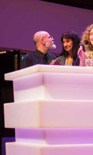 Laurie Dumas (Hiventy), Zyk et Zaza & Jeanne-Sylvette Giraud