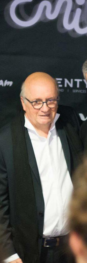 Jean-Paul Commin, Didier Brunner et Stéphan Roelants (Board Members)