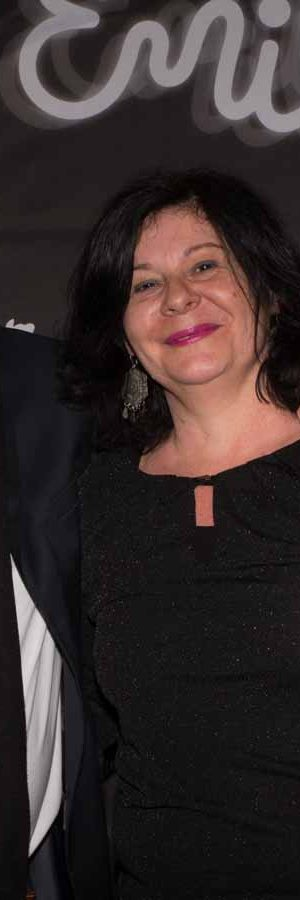 Didier Brunner (Board Member) & Sylvie Porte