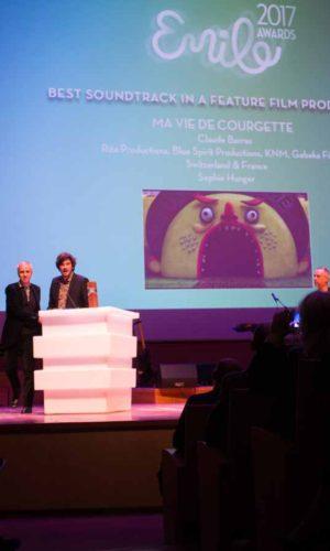 Bruno Coulais (Jury Member) & Max Karli