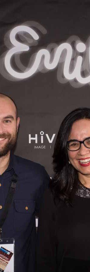 Alberto Vasquez & Carolina Lopez (Jury Member)