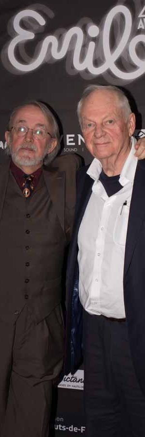 Peter Lord & Richard Williams